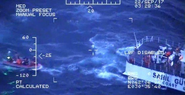 24 mültecinin can verdiği tekne kazası sanıklarının savunması pes dedirtti