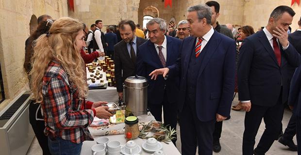 Dünyaca ünlü şefler Tarsus'ta