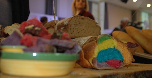 Ekmeğin her türlüsü beğeniye sunuldu