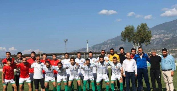 Kınık, Konaklı'yı 6 golle geçti
