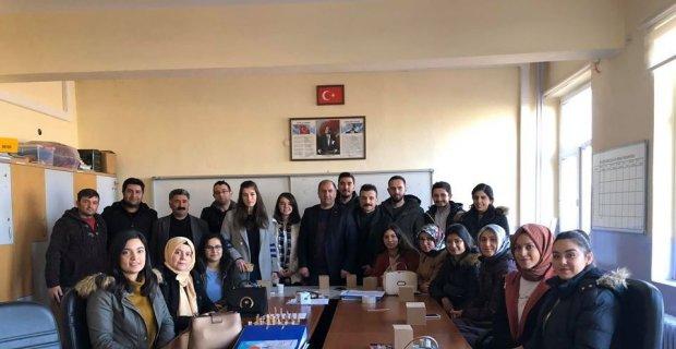 Vural Öğretmenler Gününü kutladı