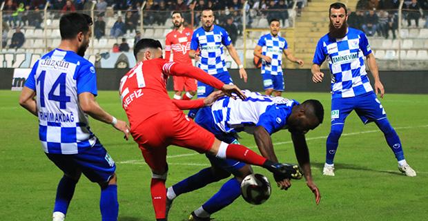 Adana Demirspor galip