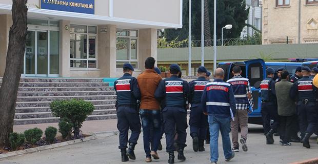 DEAŞ operasyonu, 2 kişi tutuklandı