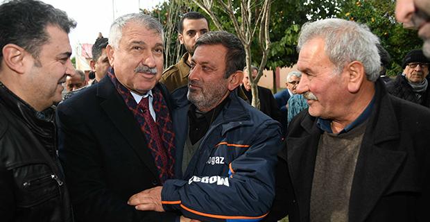 Adana'ya müjde verdi