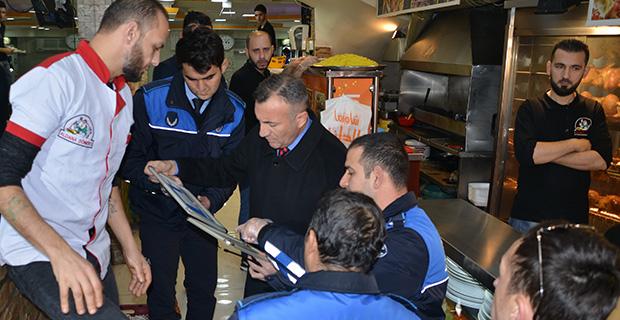 Akdeniz'de denetimler sürüyor