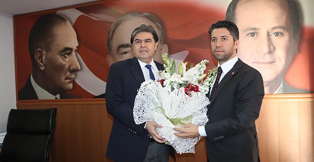 Cumhur İttifakı Adana'da güçleniyor