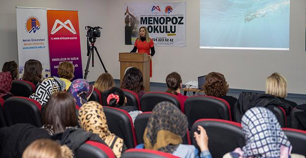Menopoz okulu açıldı