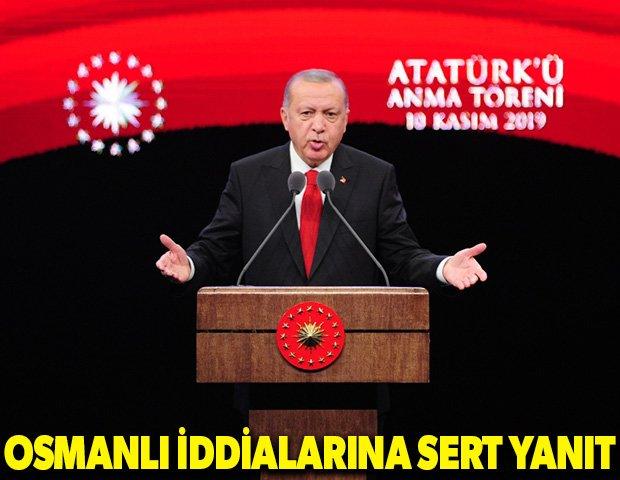Osmanlı iddialarına sert yanıt