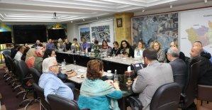 25 ülkenin seyahat acente yetkilisi Mardin'i gezdi