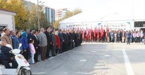 Adıyaman'da 24 Kasım Öğretmenler Günü kutlamaları