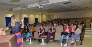 ADÜ Uygulama ve Araştırma Hastanesi'nde intramüsküler enjeksiyon ile ilaç uygulama eğitimi gerçekleşti