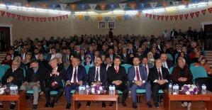 """AK Parti """"Genişletilmiş Danışma Meclis"""" toplantısı yapıldı"""