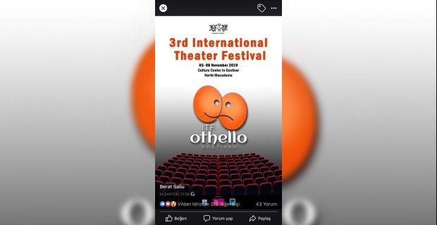 AVP Bursa Devlet Tiyatrosu Kuzey Makedonya Yolcusu