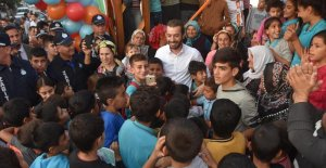 """Başkan Aydar: """"Her mahalleye eşit hizmet edeceğiz"""""""
