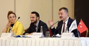 """Başkan Büyükakın, """"Marmara Denizi için ortak aksiyon alınmalı"""""""