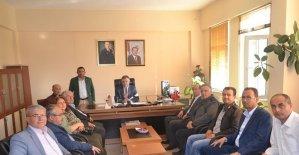 """Başkan Daşhan: """"Tanıtım çalışmalarımız devam edecek"""""""