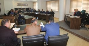 Bayburt Belediyesi Kasım ayı Meclis Toplantısı gerçekleştirildi