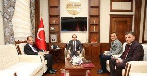Bayburt Üniversitesi ile OSB Müdürlüğü arasında işbirliği protokolü