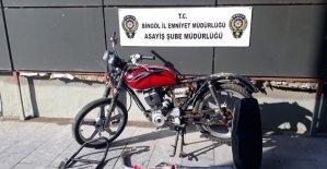Bingöl'de gasp ve hırsızlık şüphelisi 2 şahıs tutuklandı