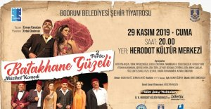 Bodrum Belediyesi Şehir Tiyatrosu kış sezonunu açıyor
