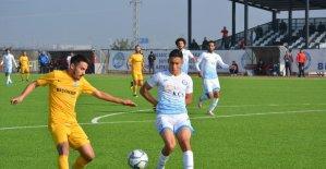 Bölgesel Amatör Lig: Bigadiç Belediyespor 1-0 Aydın Yıldızspor