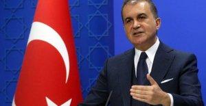 Çelik'ten CHP'li Özkoç'a tepki... Kimse tehdit edemez