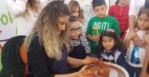 Çocuklar ara tatilde Forum Aydın'da eğlendi