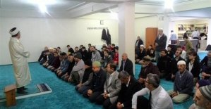 Çorlu'da 'sabah namazı buluşmaları' sürüyor