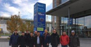 DSYB üyelerine Almanya Tarım Fuarı gezisi