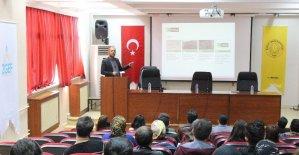 DÜ'de sigara bağımlılığında önleyici tedbirler semineri