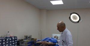 ESOGÜ Hastanesi Radyasyon Onkolojisi Kliniği'nde 50. Brakiterapi vakası tedaviye alındı