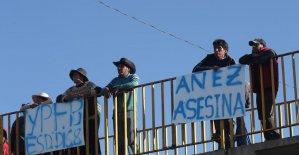 Eylemcilerden geçici devlet başkanı Anez'e 48 saat süre