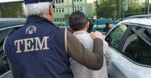 FETÖ'den yakalanan şahsın gözaltı süresi uzatıldı