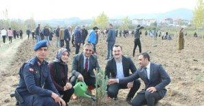 Geleceğe Nefes kampanyasına Osmaneli'den de destek