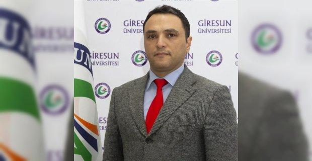 Giresun Üniversitesi Rektörü Can'a akademisyenlerden destek