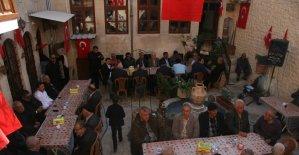 Habib Gözükızıl Taziye ve Kültür evi açıldı