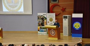 HRÜ'de 1.Uluslarası Göbeklitepe Tarım Kongresi başladı