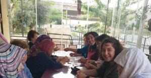 İki nesil ADÜ'lü öğrencilerin projesi ile bir araya geldi