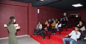 Karaköprü'de diyabet eğitimi