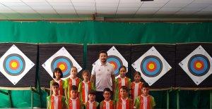 Kepez'in okçuluk kurslarına yoğun ilgi