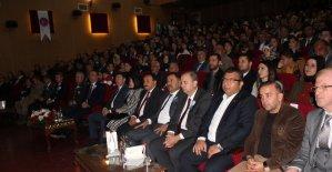 Kilis'te Öğretmenler Günü Kutlandı