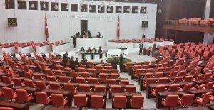 Komisyonda terör tartışması