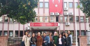 Köşk MYO'dan yaşlı çınarlara ziyaret