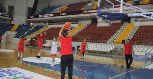 Litvanya maçına hazırlar