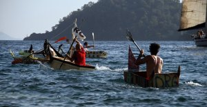 Maket tekne yarışı