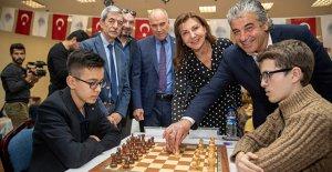 Mersin Satranç Turnuvası başladı