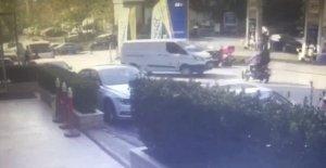 İstanbul'da motosikletli gencin feci ölümü