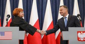 Polonya'ya vizeyi kaldırıldı