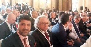 Rektör Aldemir, 2. İstanbul Uluslararası Ombudsmanlık Konferansı'na katıldı