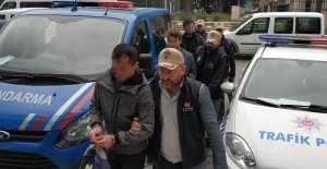 Samsun'da FETÖ operasyonunda 3 kişi adliyede